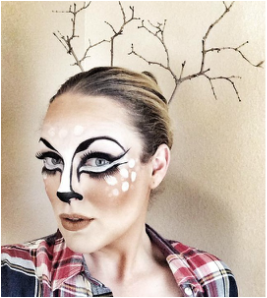 3 Essential Makeup Tips to Help Your Halloween Look Last All Night